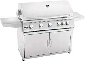 Summerset Sizzler Series Gas Grill On Cart, 40-Inch, Natural Gas