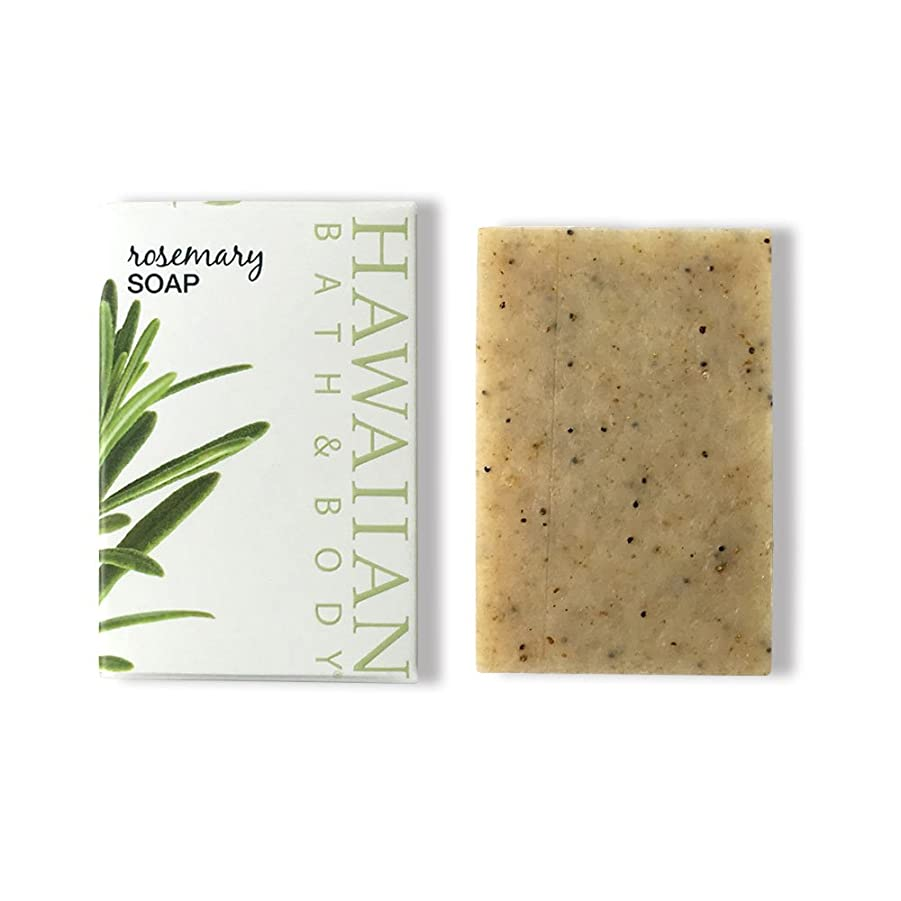 メトロポリタンカフェ消費ハワイアンバス&ボディ ローズマリーソープ ( Rosemary Soap )