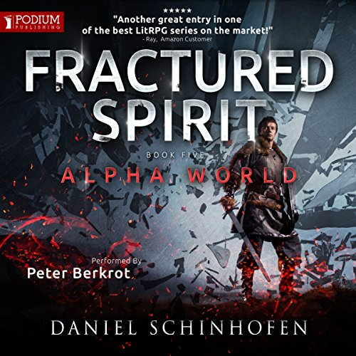 Fractured Spirit cover art