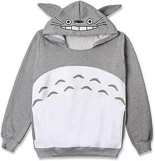 CoolChange Sudadera cómoda de Totoro, tamaño: M