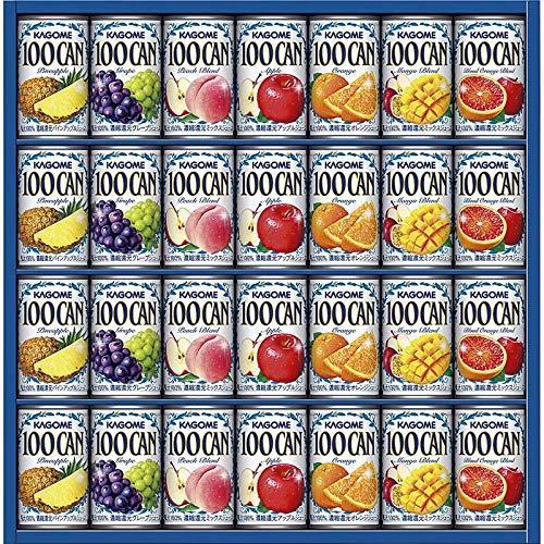 カゴメ フルーツジュースギフト FB-30N 【KAGOME 缶ジュース フルーツジュース くだもの 果物 飲み物 お取り寄せ グルメ おいしい 美味しい うまい】
