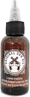 Original Gun Oil CLP Quickly Cleans, Lubricates and Protects Firearms - Experience Superior Protection Against Rust and Corrosion in Extreme Environments While Enhancing Your Firearms Performance.