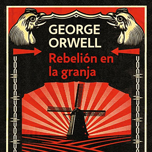 Rebelión en la granja [Animal Farm] cover art