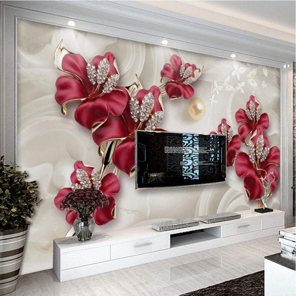 Clhhsy Bedroom Decoration Painting Custom Dia SALENEW very popular! Photo Max 58% OFF Wallpaper 3D