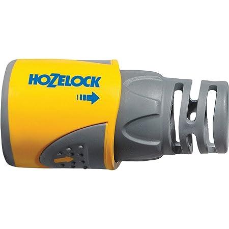 2 X Hozelock End Connecteur 2166 pour tuyaux 12.5 mm /& 15 mm Pack de 2