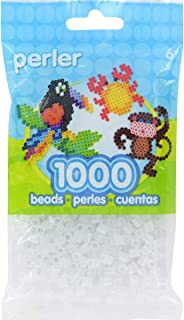 Clear Perler Beads 1000/pack