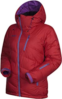 Bergans Fonna Down Lady jacket - Red/Amethyst/Light Amethyst (Womens) - Large