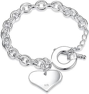 Best tiffany heart bracelet price Reviews