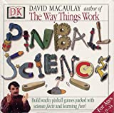 DK - David Macaulay Pinball Science (Jewel Case)