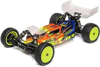 Team Losi Racing 1/10 22 5.0 2WD Spec Racing Kit, Dirt/Clay, TLR03018