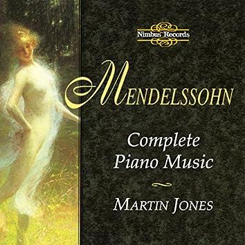 Mendelssohn: Complete Piano Music