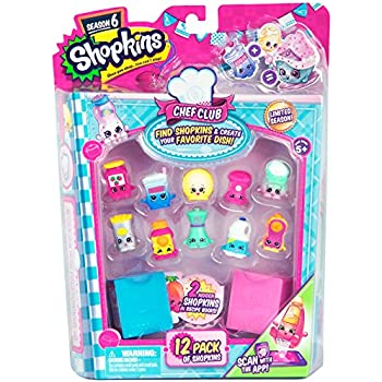 Shopkins Season 6, 12-Pack | Shopkin.Toys - Image 1