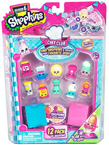 Shopkins Season 6, 12-Pack