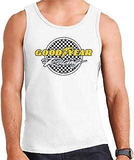Goodyear Racing logotyp herr väst