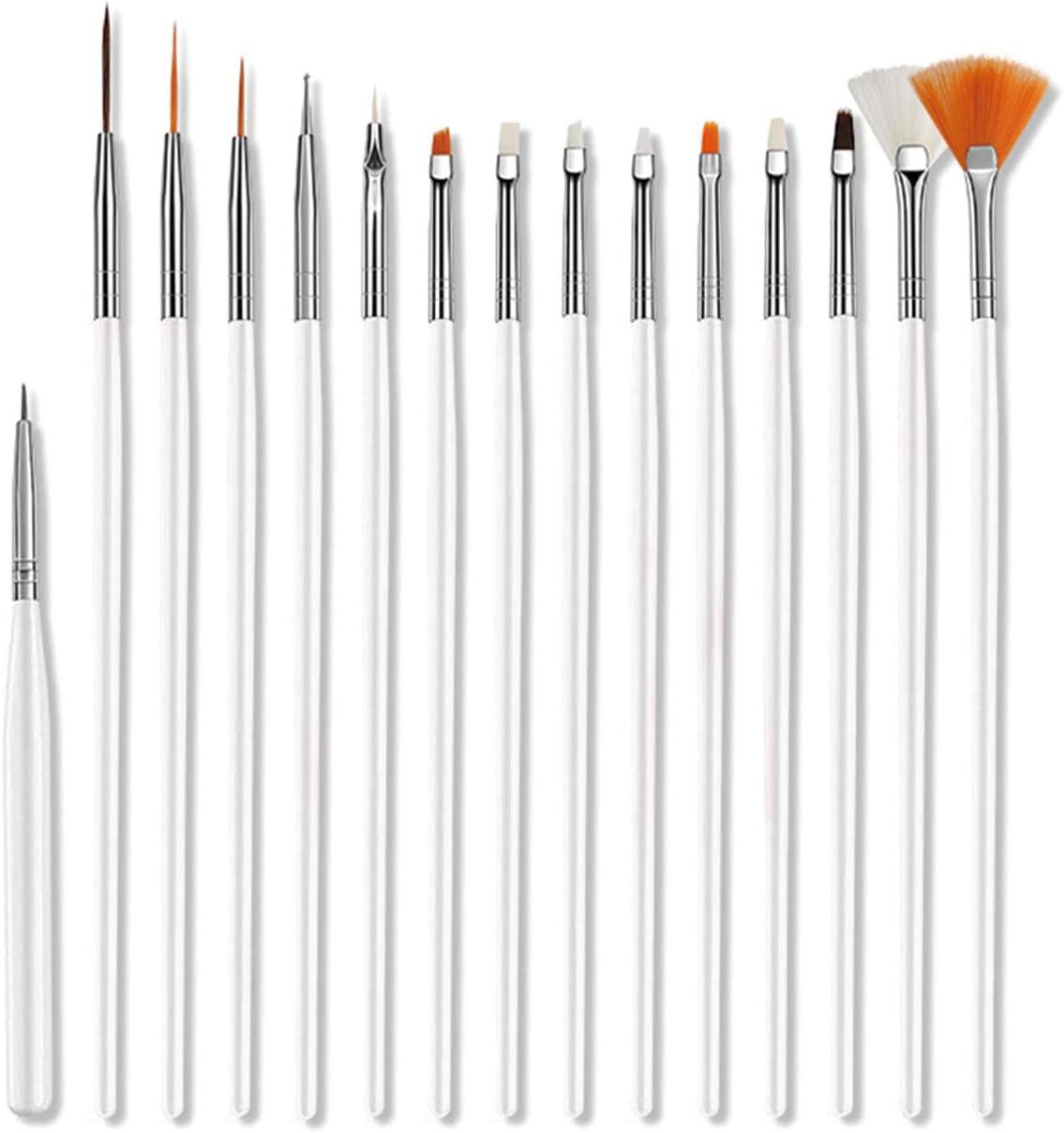 KRISMYA 30 Pcs Cake Painting Brushes,Baking Brushes for Decorating Fondant Sugar DIY Tools Set Food Paint Brushes Cake Decorating Brushes Tools(Set of 2)