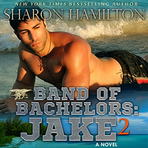 Band of Bachelors: Jake2 audiobook cover art