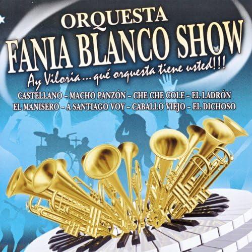 Orquesta Fania Blanco Show