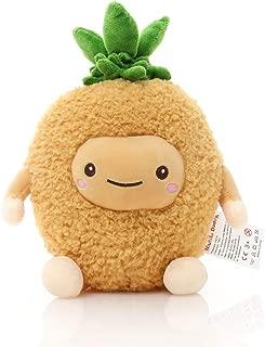 Niuniu Daddy 12 inch Pineapple Food Plush Toys Shaped Fruit Series Cushion Doll Super Soft Kawaii Cute Stuffed Pillow