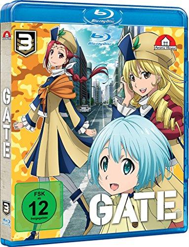 Gate - Staffel1 - Vol. 3 - [Blu-ray]