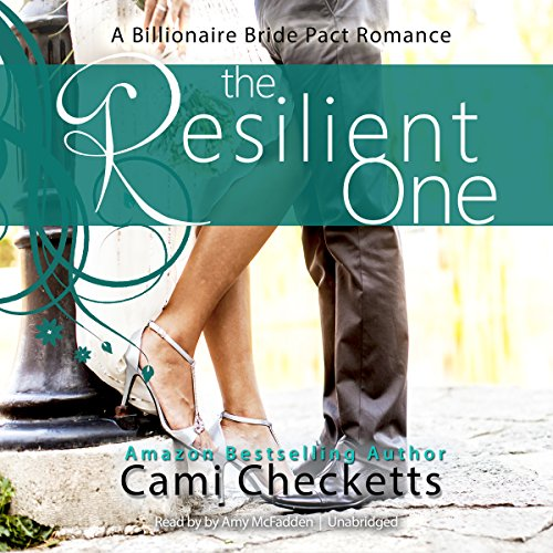 The Resilient One audiobook cover art