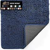 Gorilla Grip Original Indoor Durable Chenille Doormat, Large, 70x24, Absorbent, Machine...