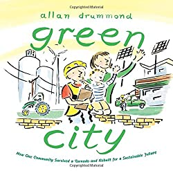 Green City by Allan Drummond book cover