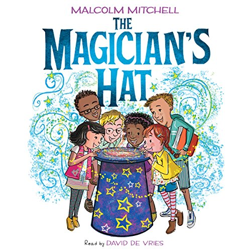 The Magician's Hat audiobook cover art