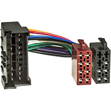 Tomzz Audio 7019 001 Radio Adapter Kabel Passend Für Elektronik