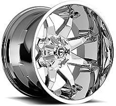 Best fuel octane chrome 20x12 Reviews
