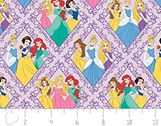 Best disney princess fabric by the yard Reviews