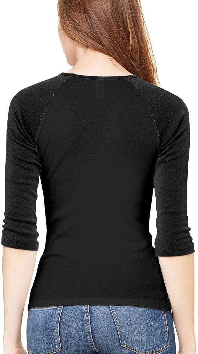 Camisetas Femme Manches 3/4, t Shirts Pour Femmes Enrique ...