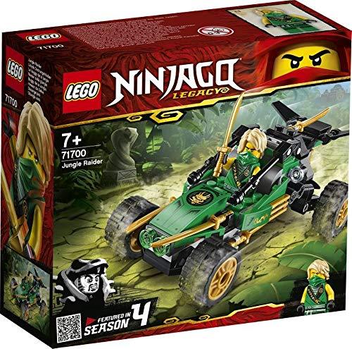 wow Lego® NINJAGO Lloyds Dschungelräuber