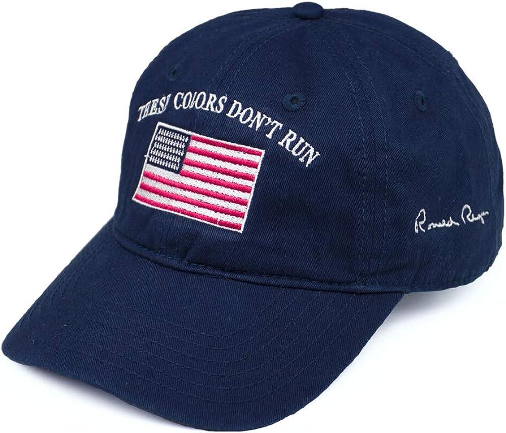 Ronald Reagan These Colors Don't Run Navy Cap