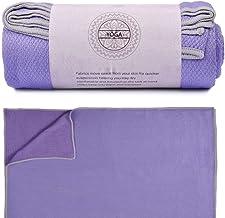 UCEC Yogamat Handdoek, Dubbelzijdige antislip Hot Yoga Handdoek, Zweetabsorberend & & Sneldrogend, 100% Microfiber voor Ho...