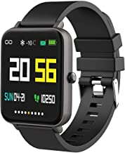 Smart Watch for Android/Samsung/iPhone, Activity Fitness Tracker with IP68 Waterproof for..