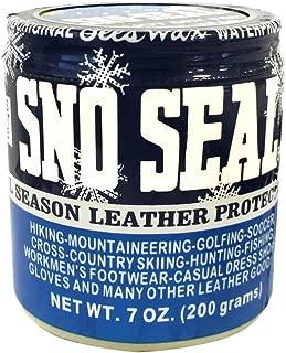 AtskoSno-SealOriginal Beeswax Waterproofing(7 Oz Net Wt/ 8 Oz overall Wt)