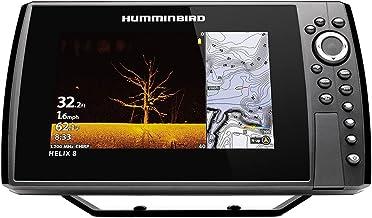 Humminbird 411340-1CHO Helix 8 Chirp MEGA DI GPS G4N CHO (Control Head Only) Fish Finder