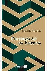 Preservação da empresa eBook Kindle