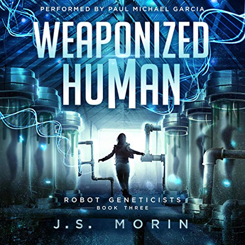Couverture de Weaponized Human