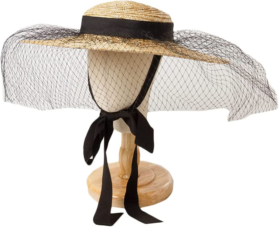 Spring new work one after another Wide Brim Straw-Woven Sun Hat Popularity for Boys Protection Girls Unisex