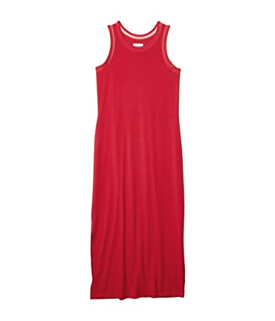 Columbia Slack Watertm Knit Maxi Dress (Red Lily) Women
