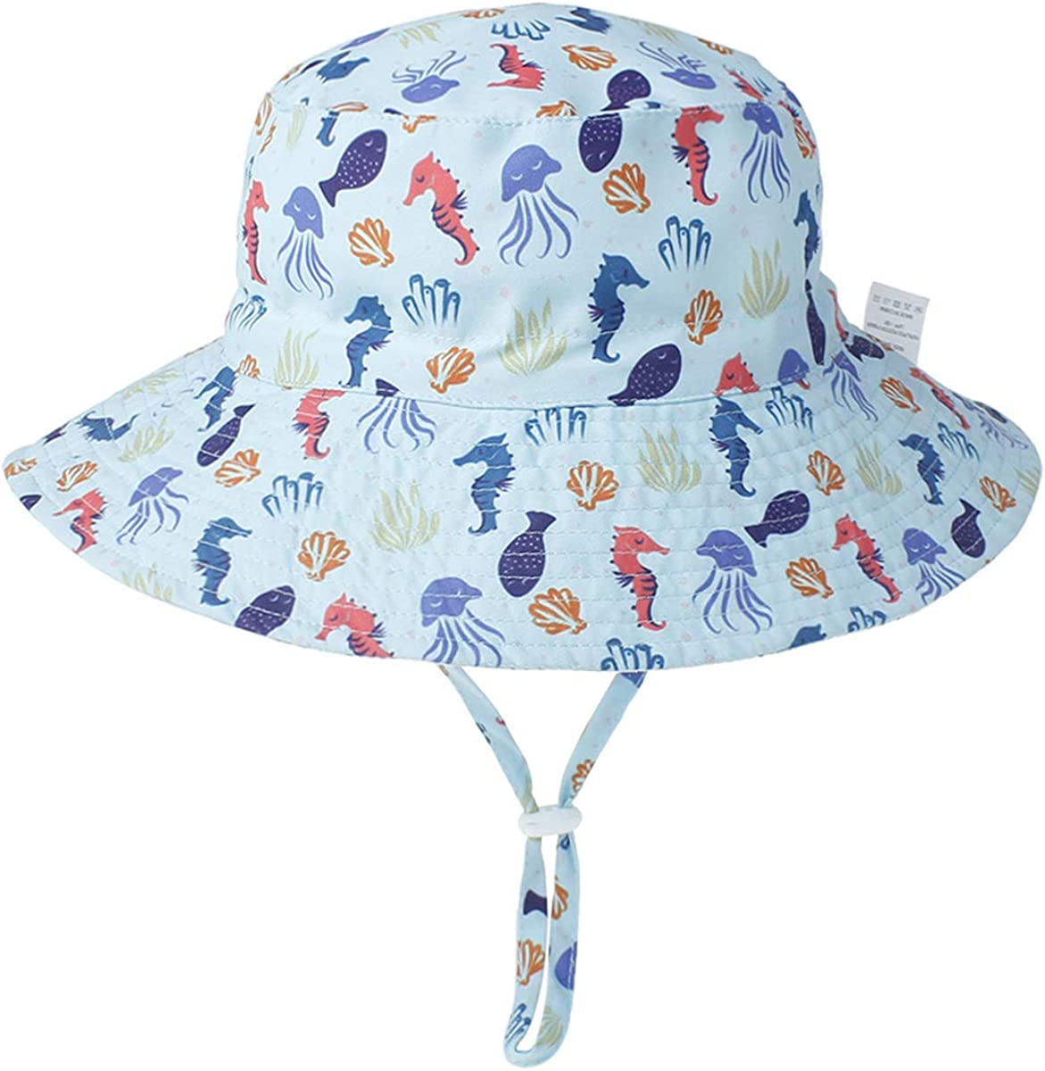 Ranking TOP13 Soarsue Baby Boys Girls Sun Hat Max 50% OFF Protection Adjustable Beach