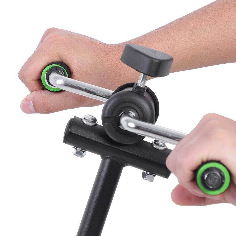 LXYSB Bicicleta de Brazo y Pierna Pedal Doble en casa Pedalier de ...