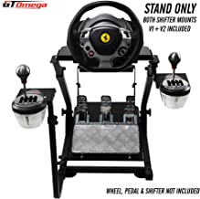 gtart racing simulator steering wheel stand