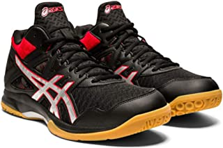 ASICS Men's 1071A036-004_44,5 Volleyball Shoes, Black, 10 UK