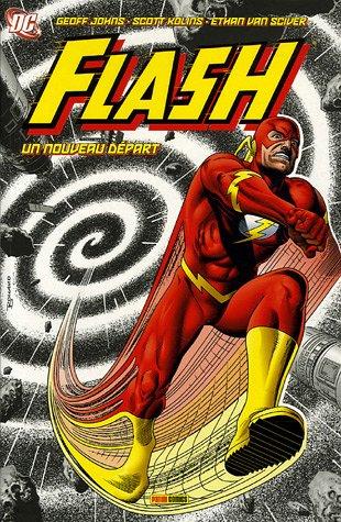 Flash, Tome 1 : Un nouveau départ