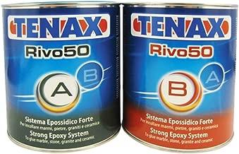 TENAX RIVO 50 KNIFE GRADE EPOXY 1:1 - 2 LITER KIT
