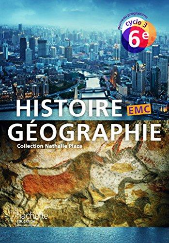 Histoire-Géographie-EMC cycle 3 / 6e
