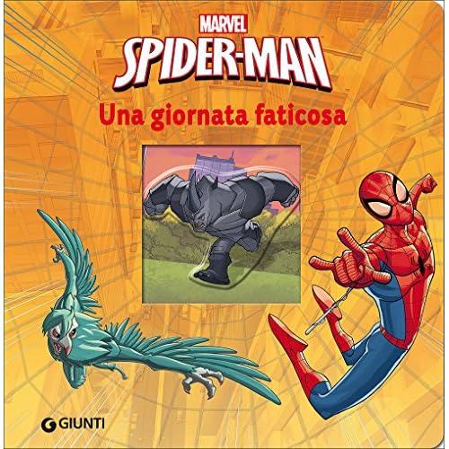 Una giornata faticosa. Spider-Man