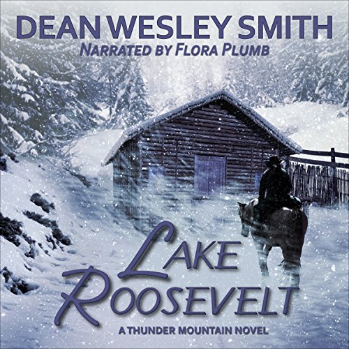 Lake Roosevelt audiobook cover art